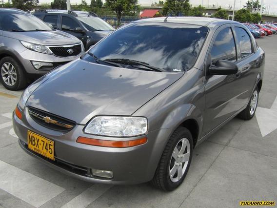 Chevrolet Aveo Aveo Family Lt