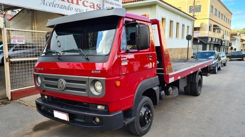 Imagem 1 de 13 de Volkswagen 8.160 Plataforma Guincho
