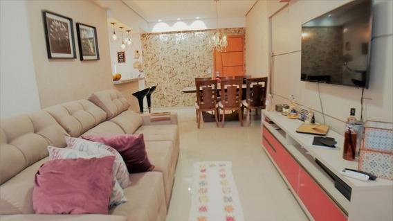 Apartamento Em Plano Diretor Sul, Palmas/to De 87m² 3 Quartos À Venda Por R$ 530.000,00 - Ap328041