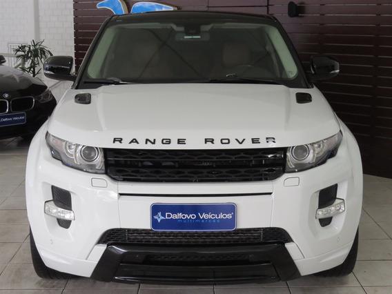 Land Rover Range Rover Evoque 2.0 Prestige 4wd 16v Gasolina