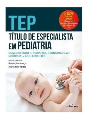 Tep 2ª Edição Título De Especialista Em Pediatria