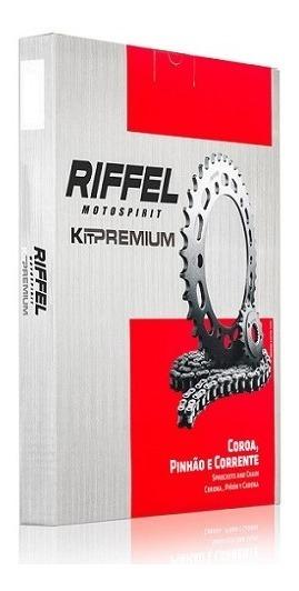 Relacao Completa Riffel Premium C125 Biz 2006/2015 (428x106)