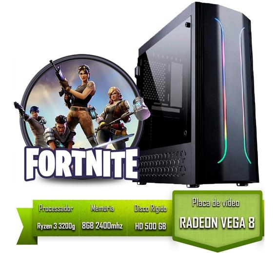 Pc Gamer Para Jogar Fortnite
