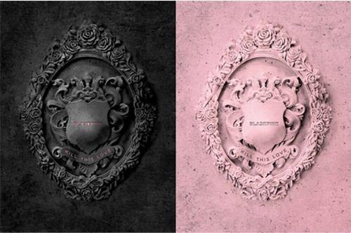 Blackpink 2nd Mini Album Kill This Love Cd Kr Imp