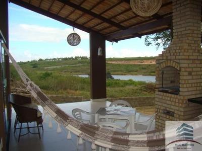 Casa Em Condomínio A Venda Lagoa Do Mato, Macaíba