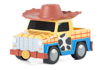 Auto Toy Story Friccion Woody Buzz Original Toymaker