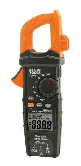 Multímetro De Gancho Ca+ip42 Cl600 Klein Tools