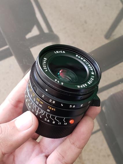 -mint- Leica Summicron-m 28mm F/2