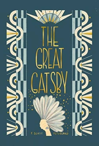 Imagen 1 de 2 de Libro The Great Gatsby - F. Scott Fitzgerald