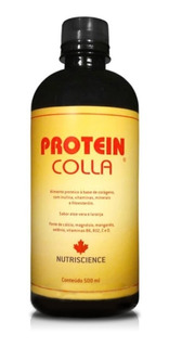 Proteincolla Nutriscience Colágeno Hirolisado Liq 500ml