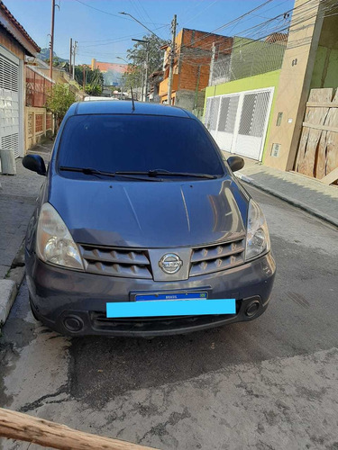 Nissan Grand Livina 2010 1.8 Flex 5p