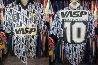 Bragantino 1992 Camisa Titular Tamanho G Número 10.