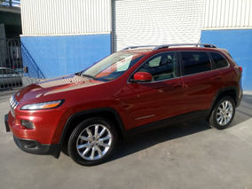 Jeep Cherokee 2.4 Limited Premium Mt