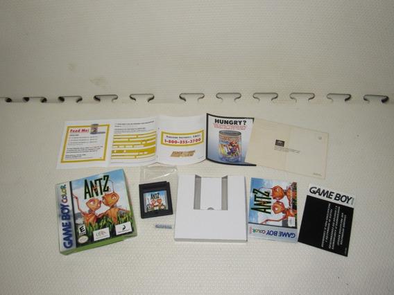 Antz - Formiguinhas - Original Completa Game Boy Color