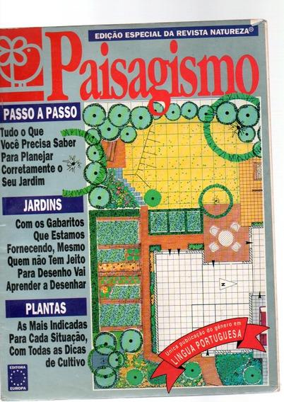 Revista Paisagismo Passo A Passo Jardins Plantas