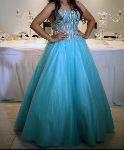 Vestido De 15 Camille Le Vie