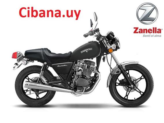Moto Zanella Patagonia 125