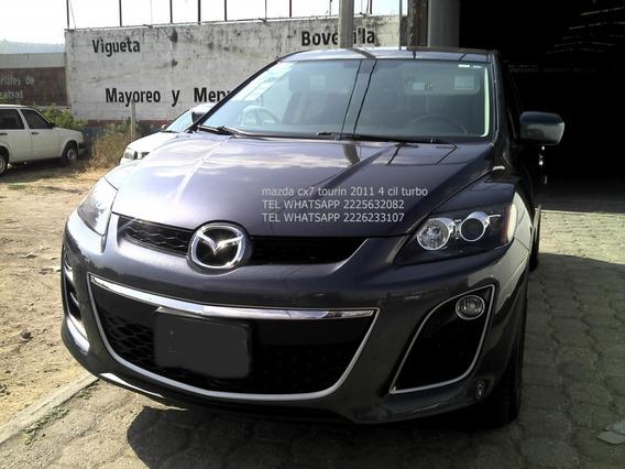 Mazda Cx7 Touring 2011 4 Cil 2.4 Turbo Eng $ 29,000