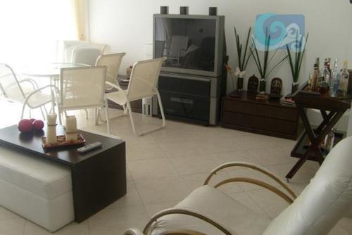 Imagem 1 de 29 de Apartamento À Venda - Praia Da Enseada - Guarujá - Ap1438