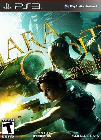 Lara Croft And The Guardian Of Light - Psn Ps3