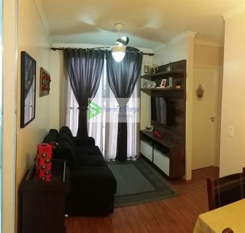 Apartamento Padrão Para Venda Em Jaraguá São Paulo-sp - 812