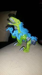 Transformers 4 Dinobot Slash Deluxe Pelicula 4 Aoe