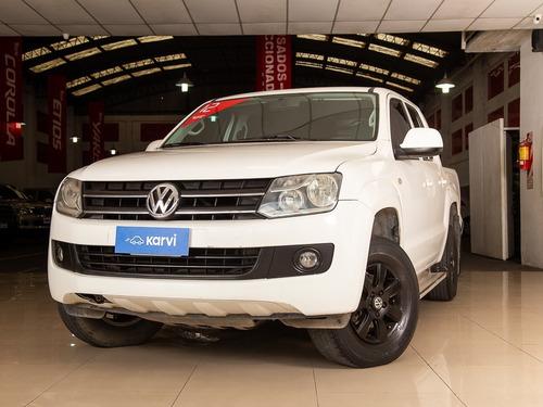 Volkswagen Amarok 2.0 Trendline 4x2 2012