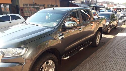 Ford Ranger Xlt 4x4 Automatica - Año 2016