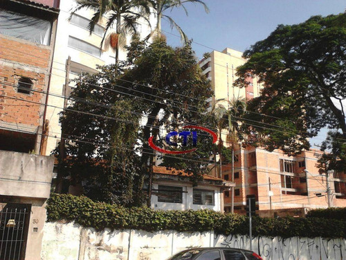 Terreno 478m2, Centro, São Bernardo Do Campo. - Te0023