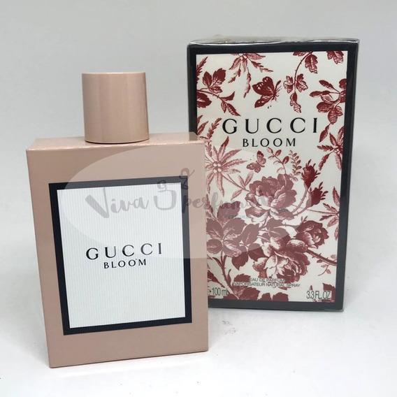 Gucci Bloom Eau De Parfum 100ml / Nota Fiscal + Amostra