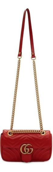 Bolsa Feminina Gucci Marmont - Importada Marca De Luxo