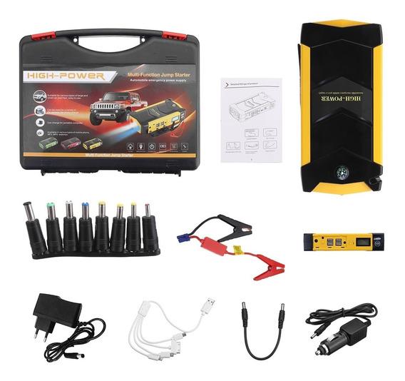 82800mah Carro Carregador De Bateria De Alta Potência 12v