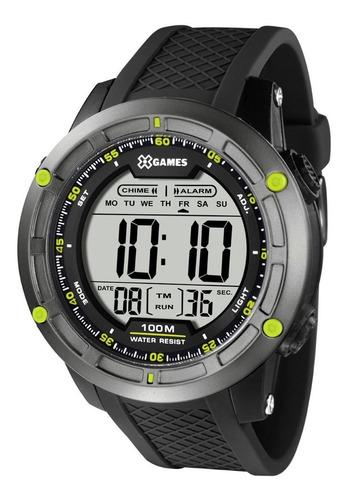 Relógio Masculino Digital Xgames Xmppd421-bxpx