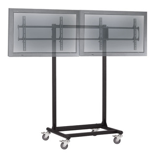 Stand Doble Tv Led Reforzado H/ 80 100kgs. Elife. Todovision