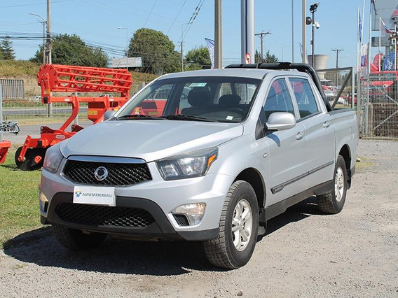 Ssangyong Actyon Sport Actyon Sports Full 4x4 2.0 2015