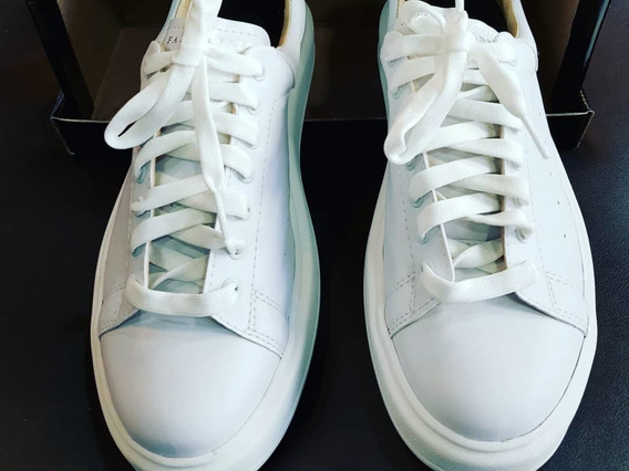 Zapatillas Mcqueen Farenheite Blancas