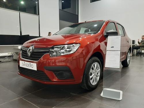 Renault Sandero Life 1.6sce  (dm)