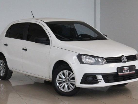 Volkswagen Gol Trendline 1.0 Total Flex, Pao9673
