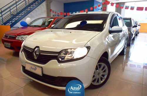 Renault Logan 1.6 Expression 8v Flex 4p Manual 2016/2016