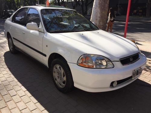Honda Civic 1.6 Ex Tc 1998
