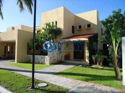 Casa En Renta En Privada Xaman Kab. Cr-4876