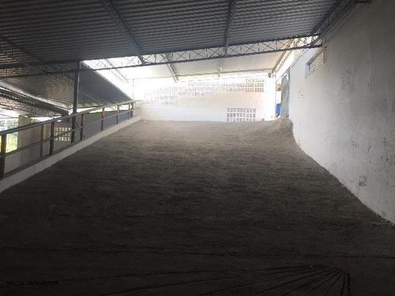 Galpão Para Locação Em Salvador, Campinas De Brotas, 2 Banheiros - Vg0769