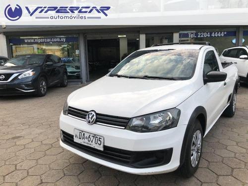 Volkswagen Saveiro U$s 2000 Y Cuotas En Pesos