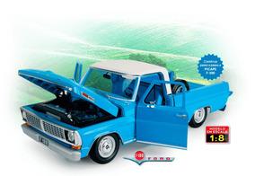 Coleção Pick Up Ford F100 Salvat Ed 01 A 09