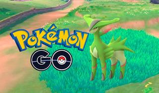 Incursión Legendaria Pokemon Go Virizion