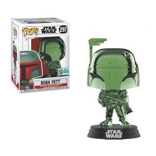 Figura Funko Pop Movies Star Wars Boba Fett