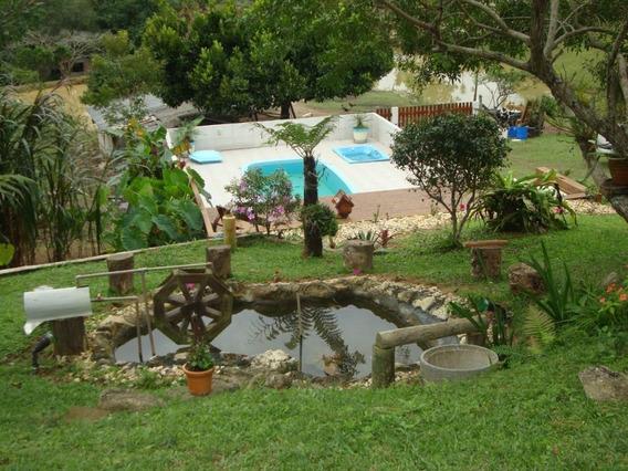 Chácara Com 2 Dormitórios À Venda, 20.000 M² Por R$ 434.500 - Potecas - São José/sc - Ch0051