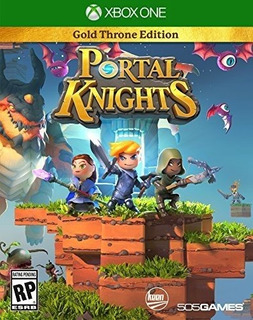 Portal Knights Gold Throne Edition Xbox One