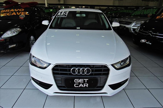 Audi A4 A4 1.8 Tfsi Attraction Gasolina 4p Multitronic