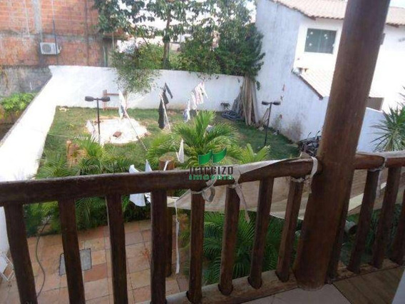 Casa Residencial À Venda, Itapuã, Salvador - Ca0211. - Ca0211